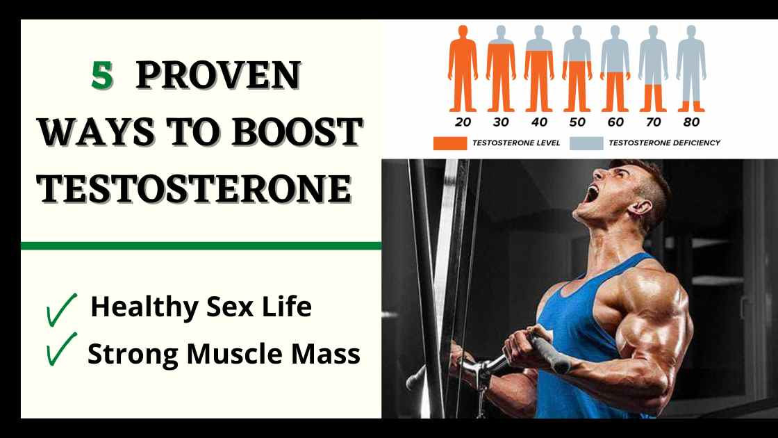 Increase to natural testosterone methods 8 science
